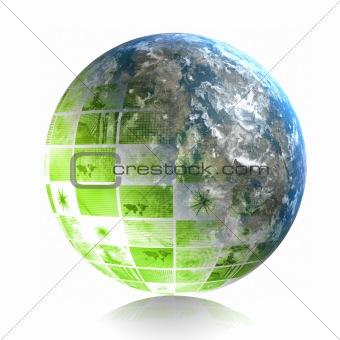 Green Design Element