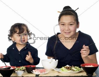 Asian culture.