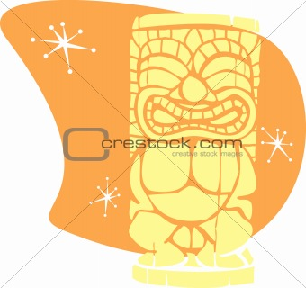 Retro Tiki