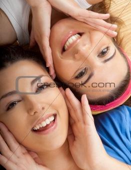 Beautiful young women's