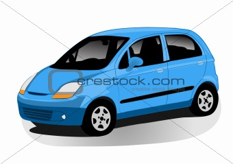 automobile illustration