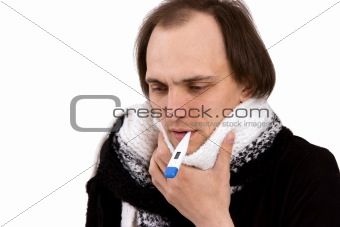 sick throat