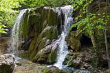 "Waterfall ""Sribni Struji"""