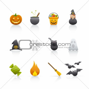 Icon Set - Halloween