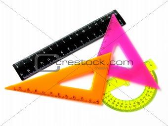 rulers set