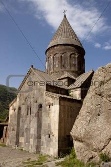 Old Geghard monastyr