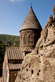 Old Geghard monastyr - Armenia
