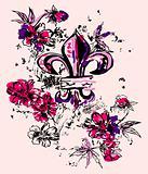 Royalty symbol graphic