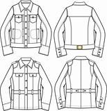 woman denim jackets