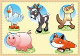 Farm Baby Animals