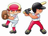 Baby Baby-Baseball