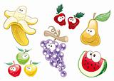 Fruit-Characters