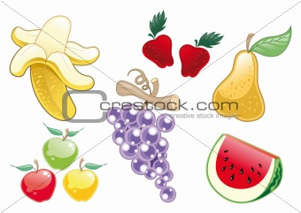 Lot of Fruit