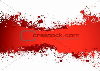 blood banner