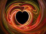 Black Heart Among Reds