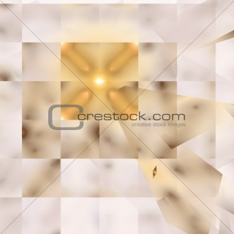 Abstract elegance background. Gold - yellow palette.