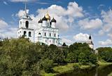 Pskov kremlin view