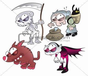 Horror Family