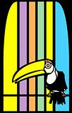 Toucans and Stripes