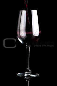 Pouring Red
