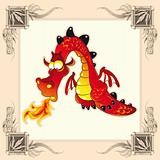 Funny Dragon