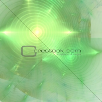 Abstract elegance background. Green - yellow palette.