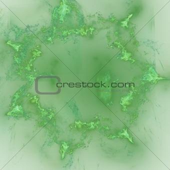 Abstract elegance background. Light green palette.