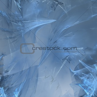 Abstract elegance background. Blue - gray palette.