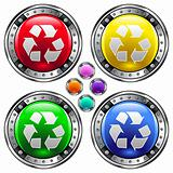 Recycle Icons on Buttons
