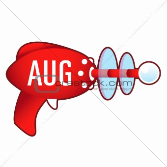 August Month on Laser Gun