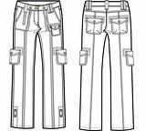 lady cargo pants