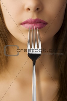the fork and the mouth
