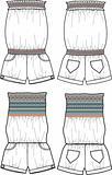woman fashion jumper set