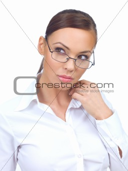 Casual Business Woman