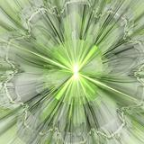 Abstract elegance background. Green - gray palette.