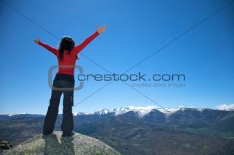 greeting gredos mountains