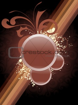 abstract pattern illustration, vector wallpaper