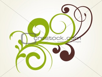 background with curve design