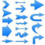 Right arrows set