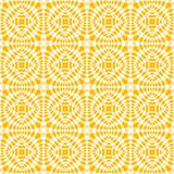 yellow transparent textile pattern