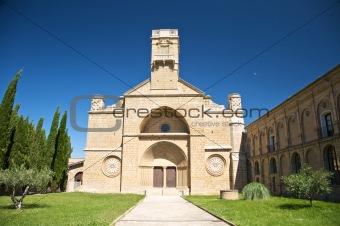 monastery of la oliva