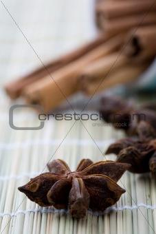 Aniseed and cinnamon.
