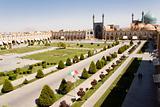 Naqsh-I Jahan Square in Esfahan