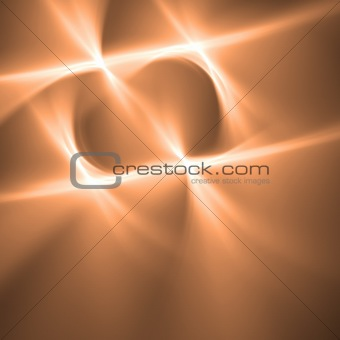 Abstract elegance background. Orange - white palette.
