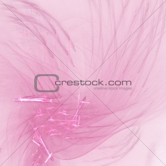 Abstract elegance background. Pink - white palette.
