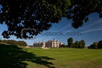 Kirby Hall Northamptonshire England