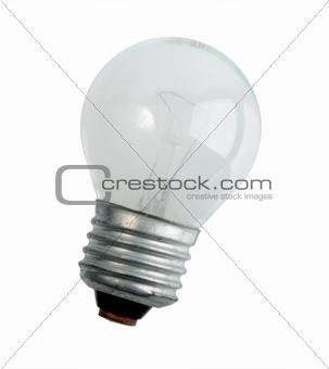Single compact lighting lamp.