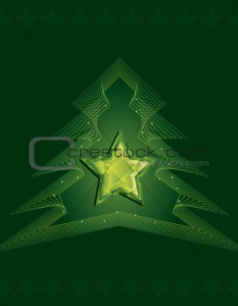 Jewelled Christmas Star