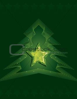 Jewelled Christmas Star