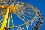 Ferris wheel at Oktoberfest